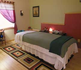 Art of Healing Wellness Therapy Room